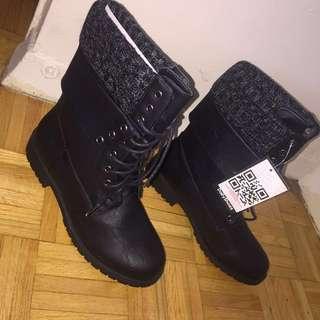 Price drop! Combat Boots