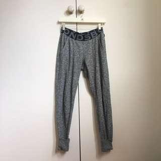 BONDS Grey Marle Tracksuit Pants S