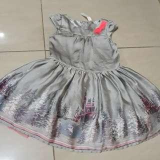 Cherokee holiday dress