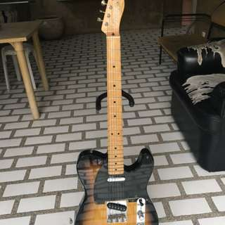 Fender Classic Player Baja Telecaster Guitar
