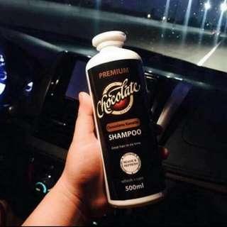 Premium Chocolate Keratin Shampoo