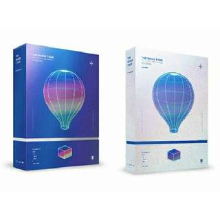 [ MEGA SALE ] BTS 2017 THE WINGS TOUR: Live Trilogy Episode III In Seoul DVD And Blu-ray Disc