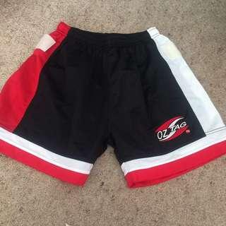 Unisex Oz tag shorts