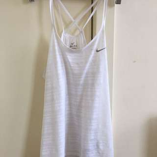 Nike Dry Fit Sports Top (Size S)