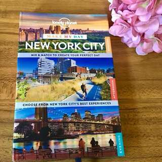 Lonely Planet New York City Travel Book