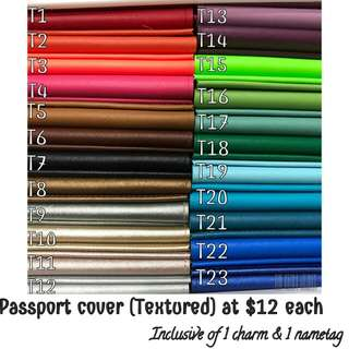 Customised Passport Covers, Key Holders, Card Holders, Pouches, Wrislets, ETC
