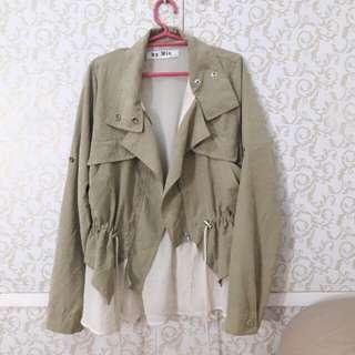 Military Parka/ Jacket