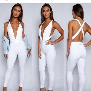 Baby boo jumpsuit