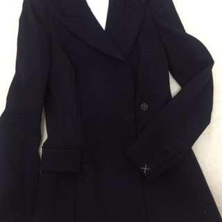 [NEW] MAISON MARTIN MARGIELA / H&M Wool Blazer - SIZE 2