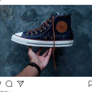 Converse CT All Star High Ox Peached