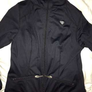 Ice Gear Workout Zip-up size M