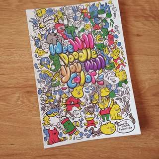 Adult Coloring Book!