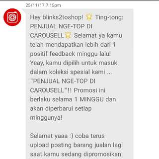 Than You Carousell (3rd)