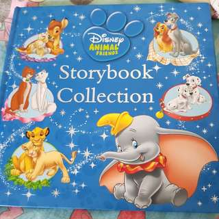 Disney animal friends storybook collection