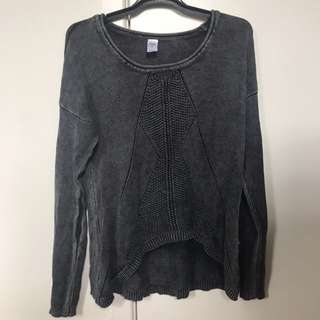 Women's long winter top