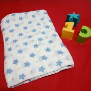 Star Swaddle Napkins Baby