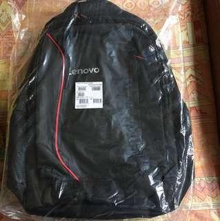 BNIB Lenovo backpack