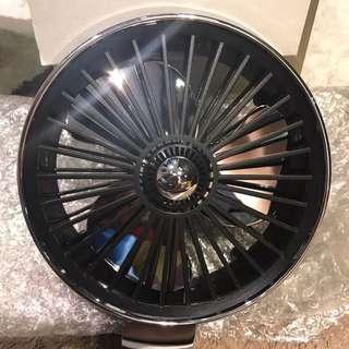 CD525-Silver USB Fan