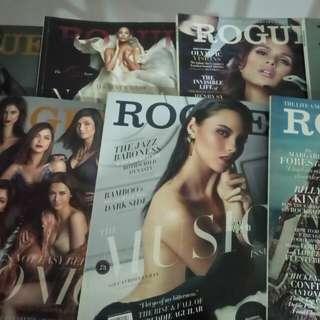 Rogue Magazines