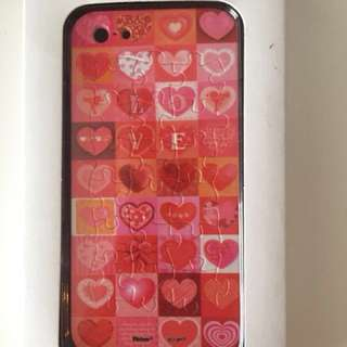 iPhone 5/5S cute PUZZLE case
