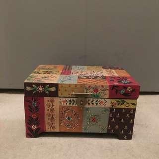 Moroccan Jewellery Box