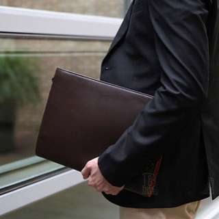 Flat wallet/bag