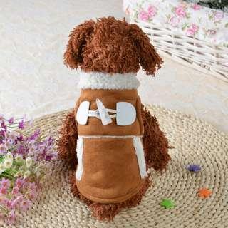 小型犬氣質保暖冬裝