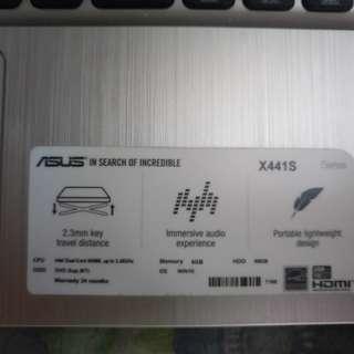 Asus X441S