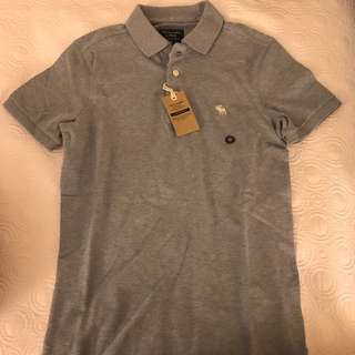 Abercrombie & Fitch Stretched Polo Tee