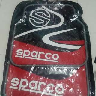 Sparco Rubber Car Mat