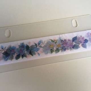 washi tape sample