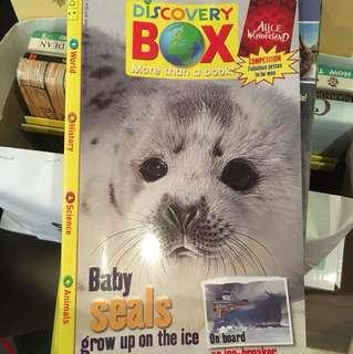 Discovery Box (whole set $35)