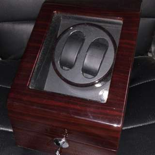 Watch Winder 2 slots + 3 storage