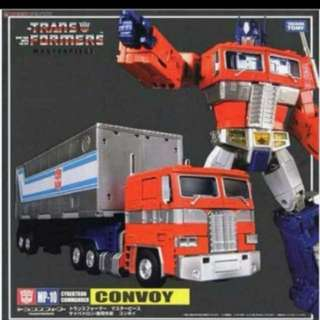 Takara Tomy Transformers Masterpiece MP-10