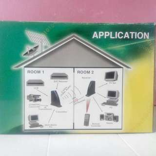 APPLICAYION,声画无线傳送器