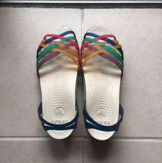 Authentic Crocs Sandals - Pre-loved