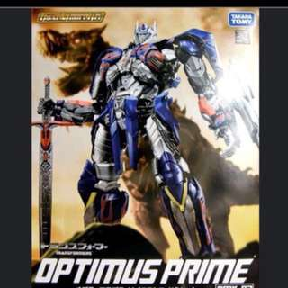 DMK Dual Model Kit Transformers DMK03 Optimus Prime Lost age