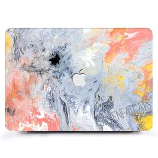 Aurora Abstract Macbook Cover