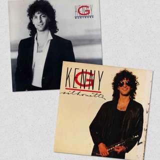 SEALED Kenny G vinyl records jazz sax mint early press