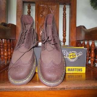 Dr. Martens Shoes (2CO5) Light Brown