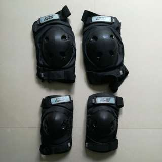 Knee elbow guards