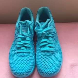 Blue Nike Air Max