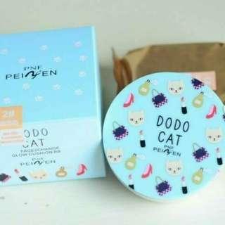 🚚 可愛貓咪粉餅 佩妮芬 無補充包 自然色 #好物任你換