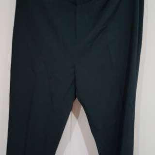 Selling plus size black formal womens pants