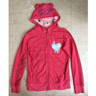 Gloomy Bear Pink Jacket
