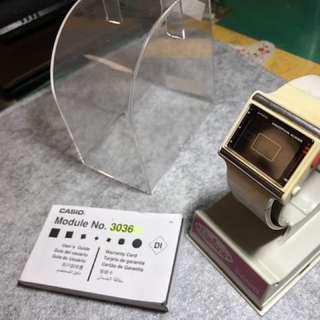 Casio no 3036電子錶