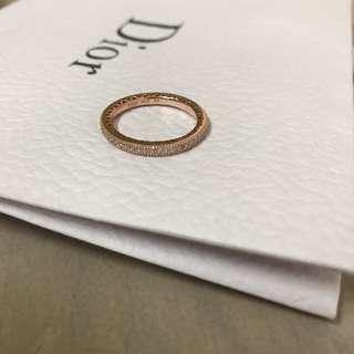 Ready Stock Pandora Design Rose Gold Ring