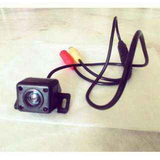CCD Reverse Camera Infrared Night Vision & Full HD