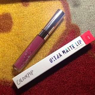 Authentic Colourpop Liquid Matte (Viper)
