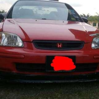 Honda Ek 4 sir 1.6L SG